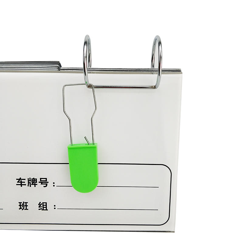 High Quality Security Seals Plastic Padlock