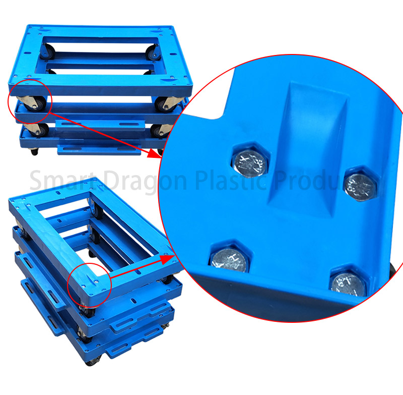 latest storage trolley truck free sample for transportation-4