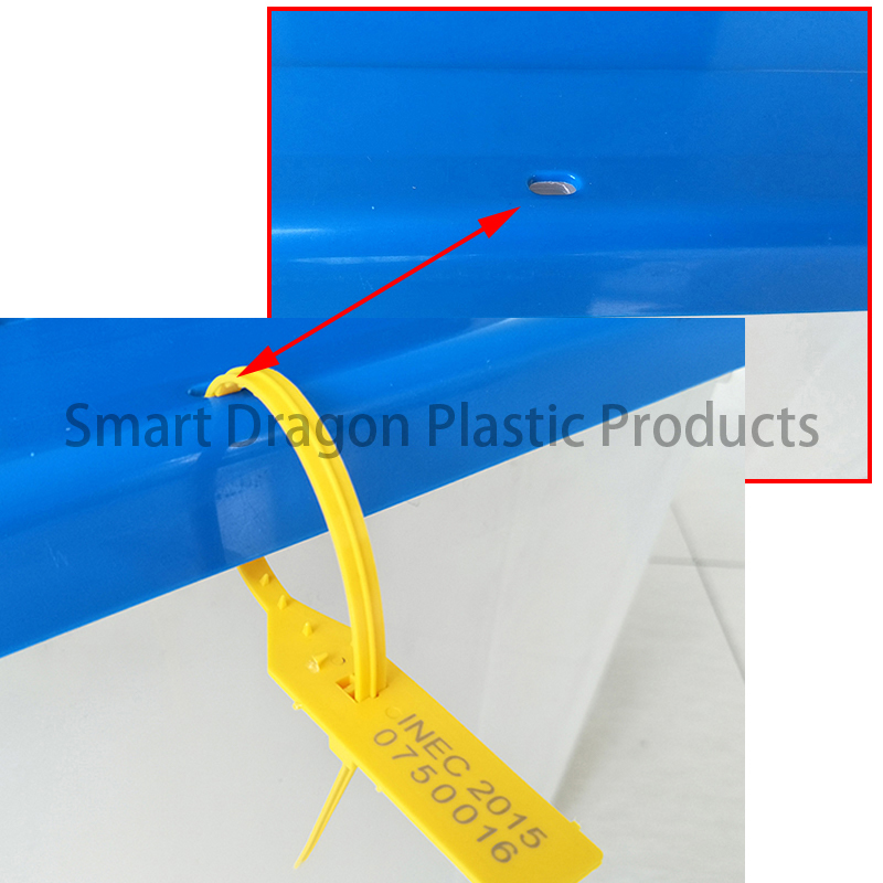 SMART DRAGON-Find Pp Plastic Lockable Ballot Box With Plastic Seal | Manufacture-2
