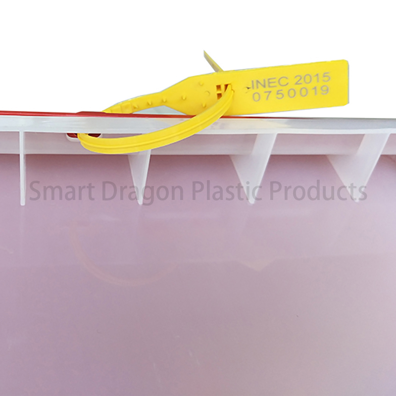 SMART DRAGON-Best Plastic Ballot Box For Voting Election Boxes Manufacture-1