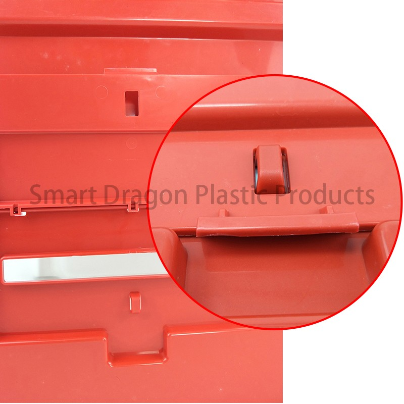 SMART DRAGON-Best Plastic Ballot Box For Voting Election Boxes Manufacture-4