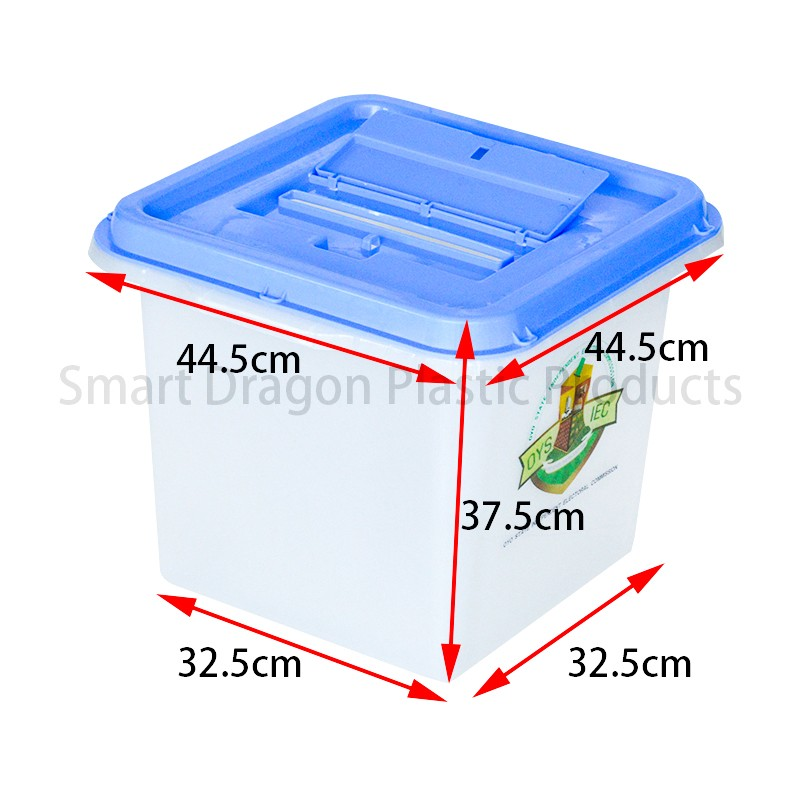SMART DRAGON-Professional 45l-55l Ballot Boxes Voting Election Boxes Supplier