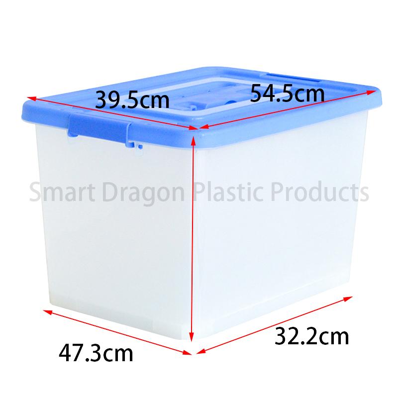 SMART DRAGON-50l-60l Pp Plastic Ballot Voting Boxes Election | Best Ballot Box Factory