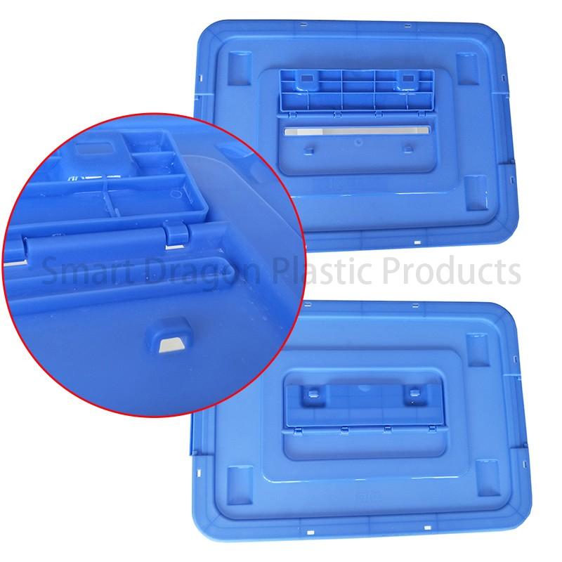 SMART DRAGON-50l-60l Pp Plastic Ballot Voting Boxes Election | Best Ballot Box Factory-2