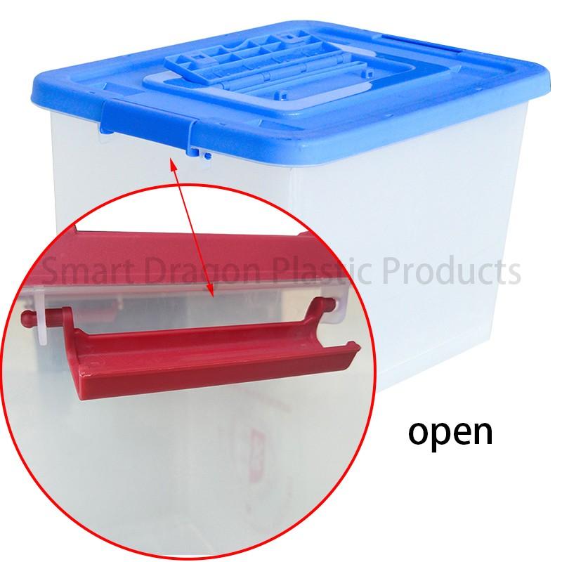 SMART DRAGON-50l-60l Pp Plastic Ballot Voting Boxes Election | Best Ballot Box Factory-4