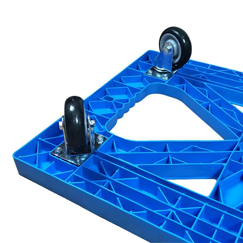 wheeled plastic plastic trolley dollies SMART DRAGON Brand