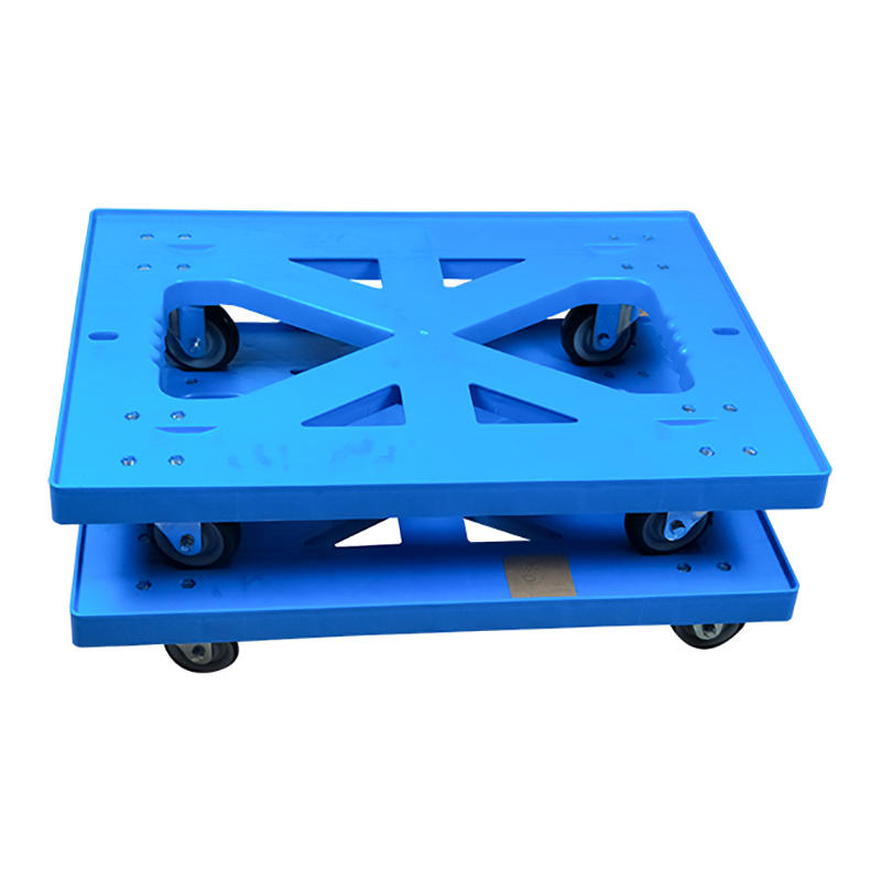 4 Wheels Transportation Moving Dolly Trolle