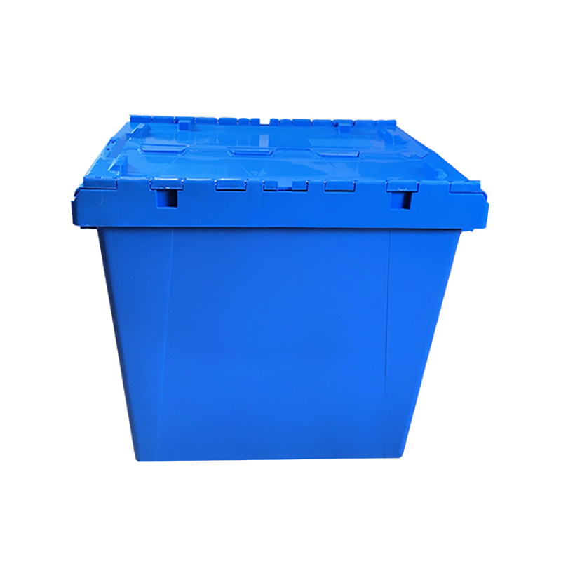 SMART DRAGON-High-quality Turnover Crate With Lid | 750570625mm Stackable Turnover