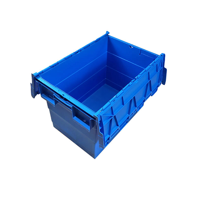 Wholesale Stackable Logistic Moving Plastic Turnover Boxes