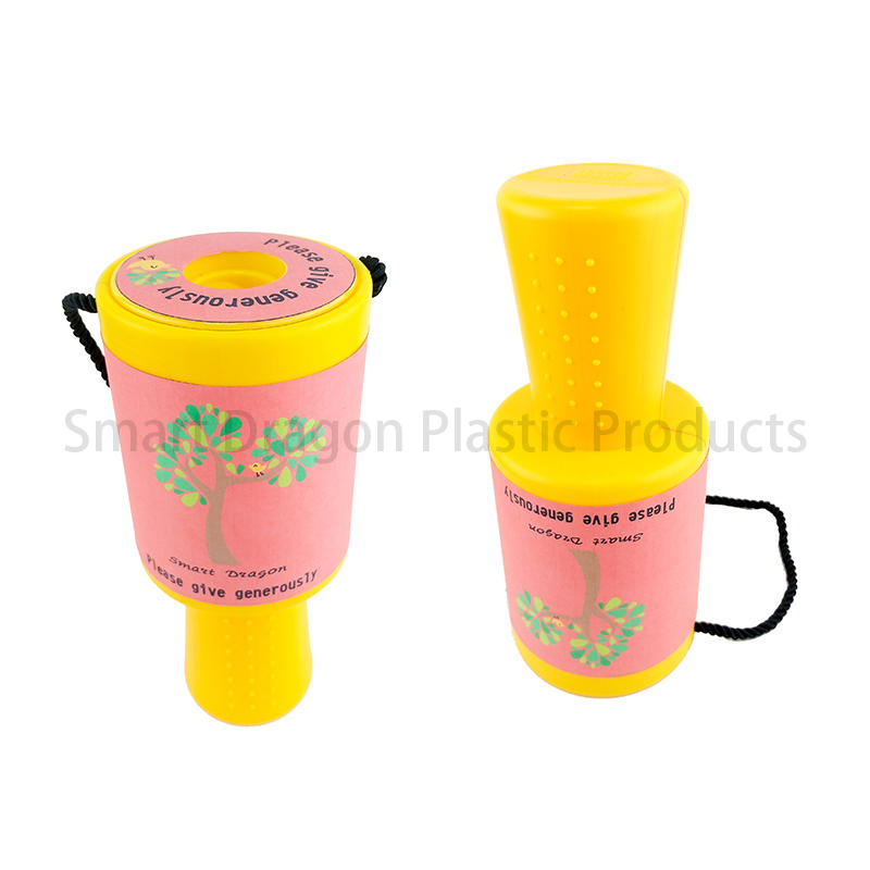 durable plastic collection box boxes cheapest factory price for donation