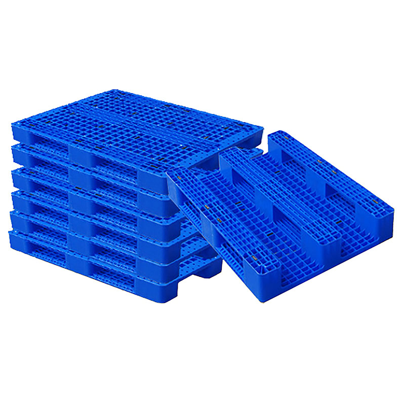 SMART DRAGON-Manufacture | Heavy Duty Stackable Chuan Word Tray Hdpe Plastic Pallet