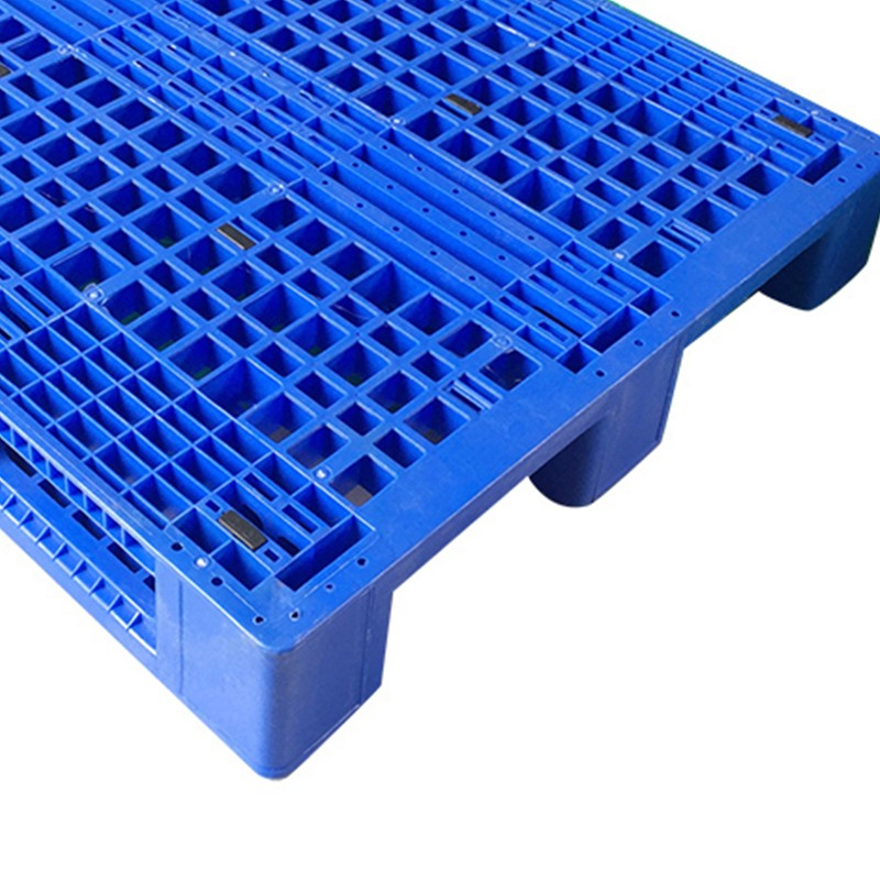 SMART DRAGON-Manufacture | Heavy Duty Stackable Chuan Word Tray Hdpe Plastic Pallet-3