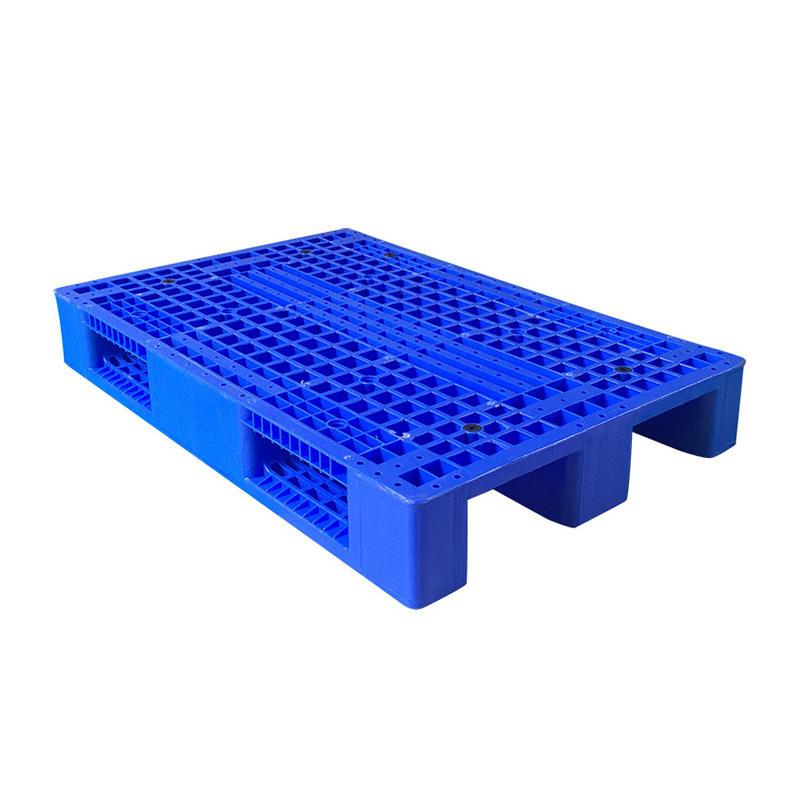 Hot Sale 1200*800*170mm Ground Stackable Plastic Pallet