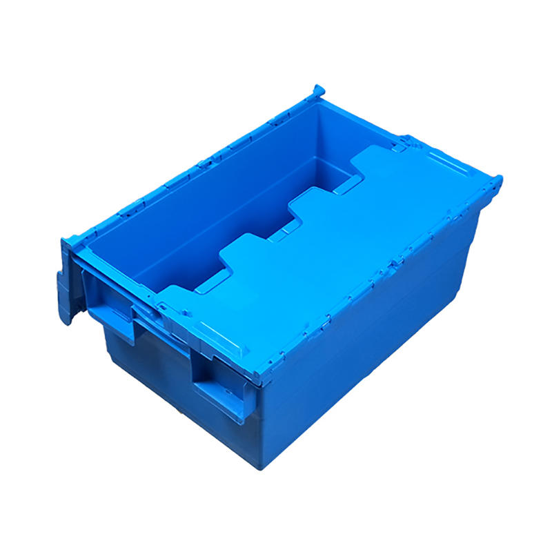 customize folding hand truck folded for turnover