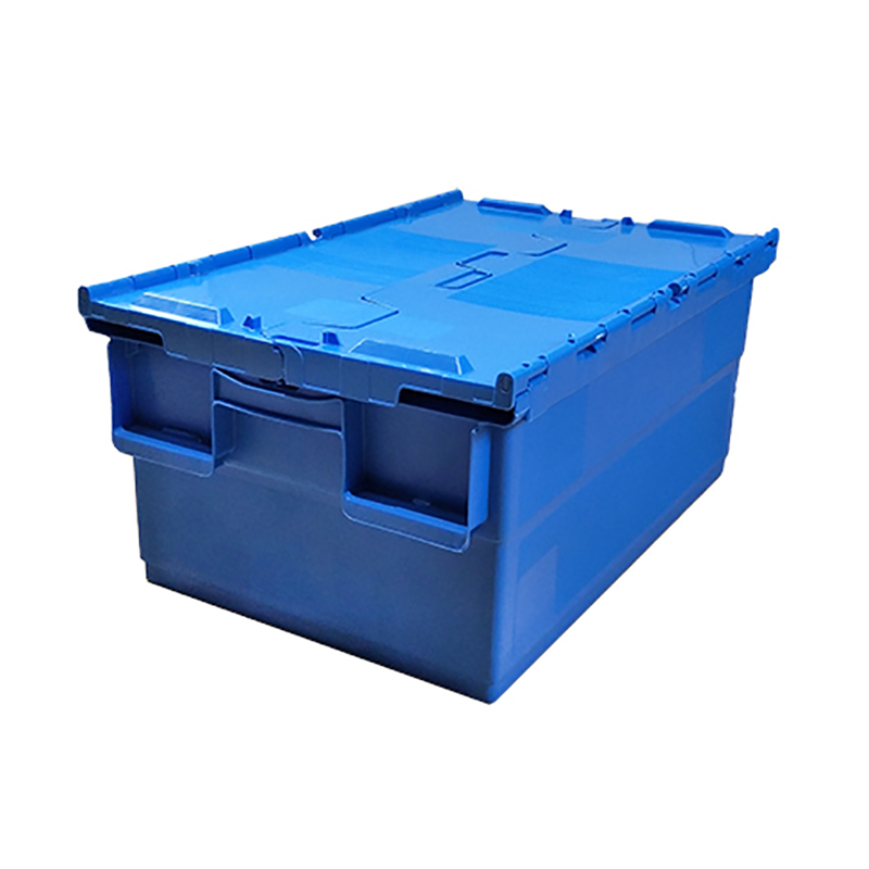 SMART DRAGON-Best Large Plastic Containers With Lids Plastic Turnover Boxes Manufacture-4