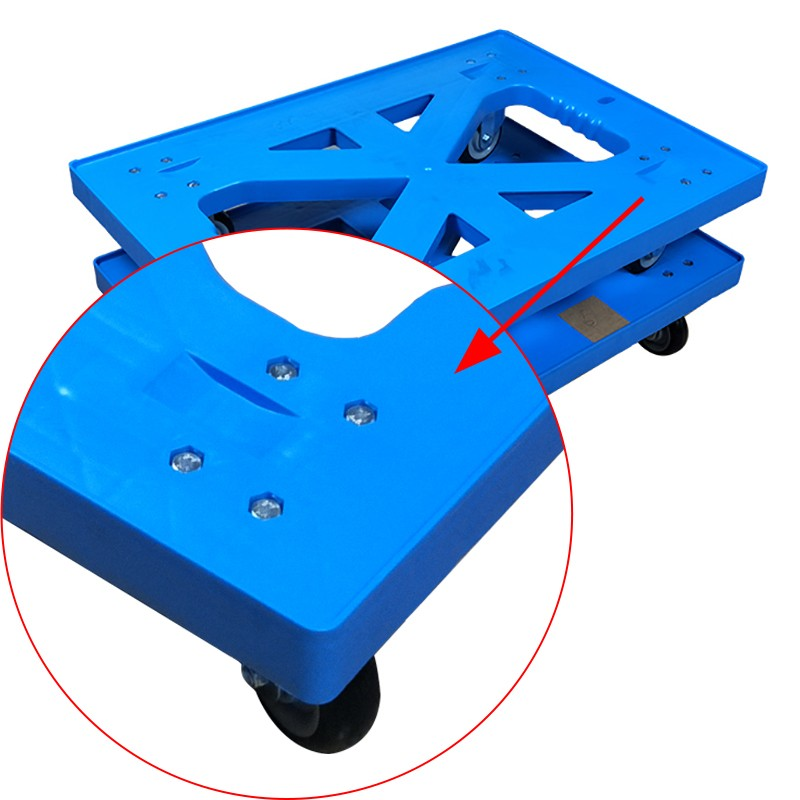 SMART DRAGON-Professional Customize With 4 Wheels Dolly Board Trolley Supplier-4