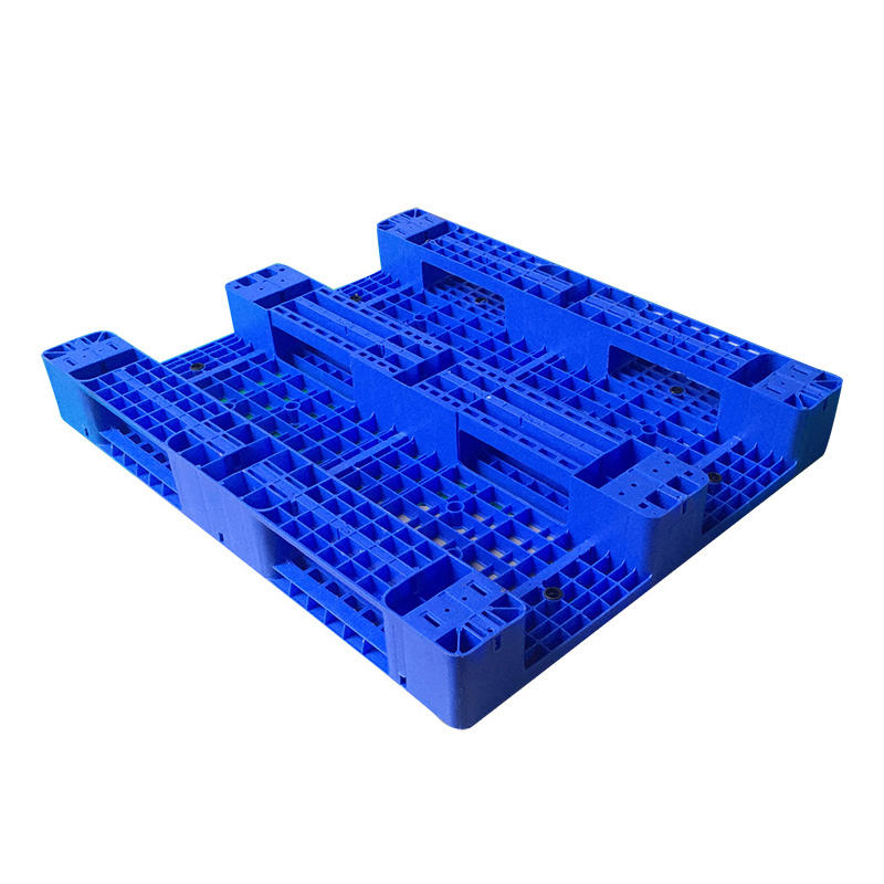 Warehouse Racking Storage And Ground Stackable Plastic Pallet