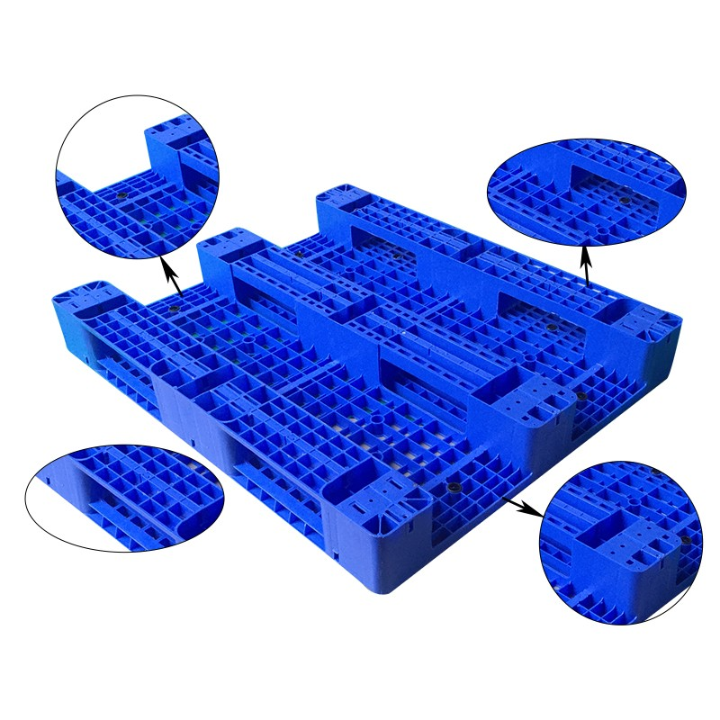 SMART DRAGON-High-quality | Warehouse Racking Storage And Ground Stackable Plastic Pallet