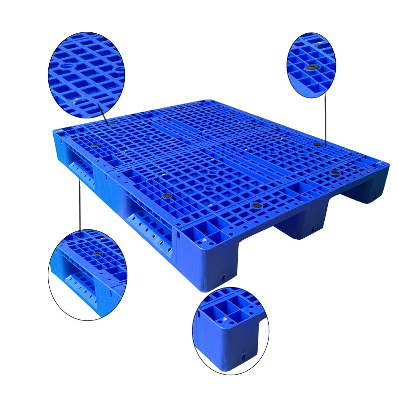 SMART DRAGON-High-quality | Warehouse Racking Storage And Ground Stackable Plastic Pallet-1