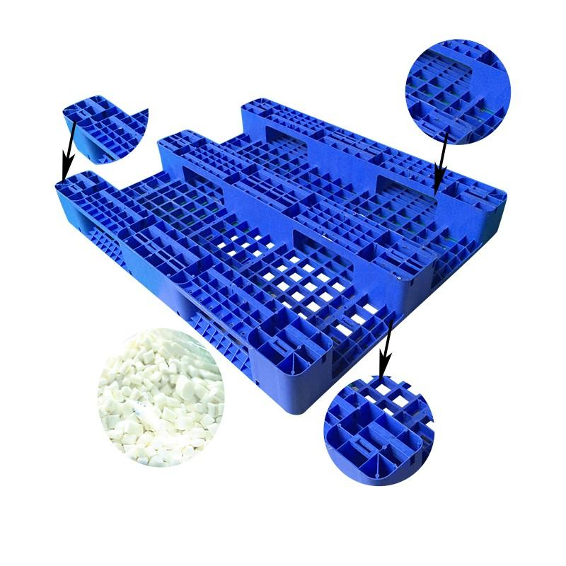 SMART DRAGON stackable stackable plastic pallets flat for factory
