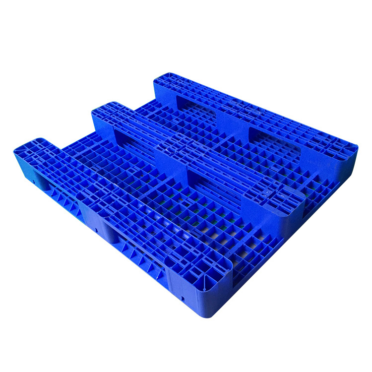 SMART DRAGON-Heavy Duty Large Stackable Plastic Pallet For Sale-1