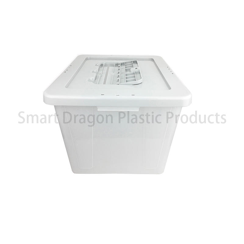 transparent 40l ballot box wheel for election