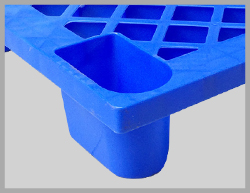 SMART DRAGON-, Hot Sale Factory Cheap Hdpe Plastic Pallet-1