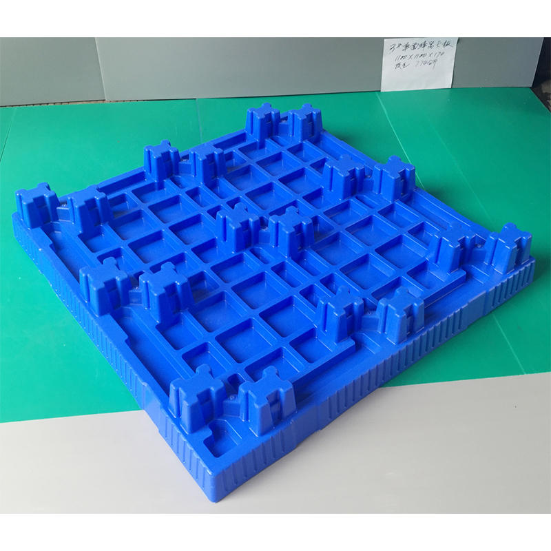 Thickened Design Plastic Pallets Is Sturdy And Durable
