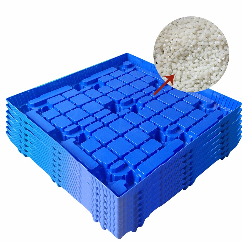 SMART DRAGON-Manufacture | Thickened Design Plastic Pallets Is Sturdy And Durable-2