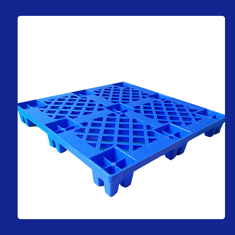 SMART DRAGON- Large Stackable Mesh Hdpe Plastic Pallets