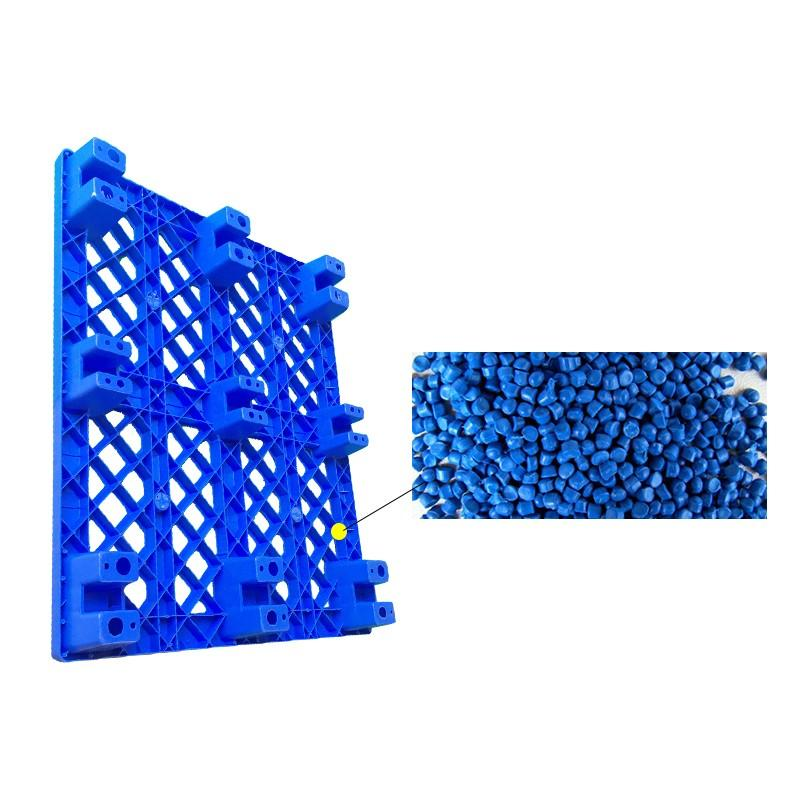 SMART DRAGON large blue pallets flat for storage