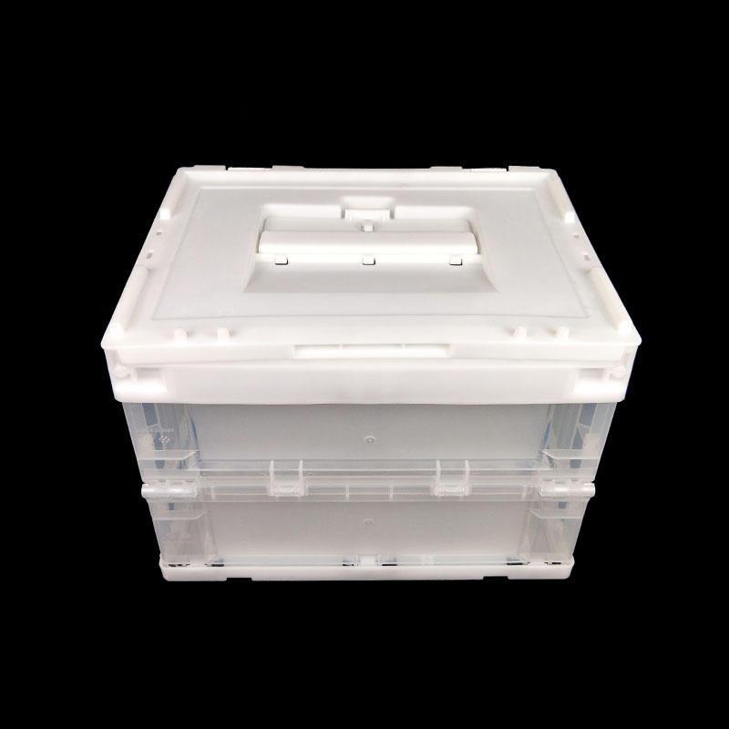 Newly Developed Foldable Plastic Voting Ballot Box Vote Bin