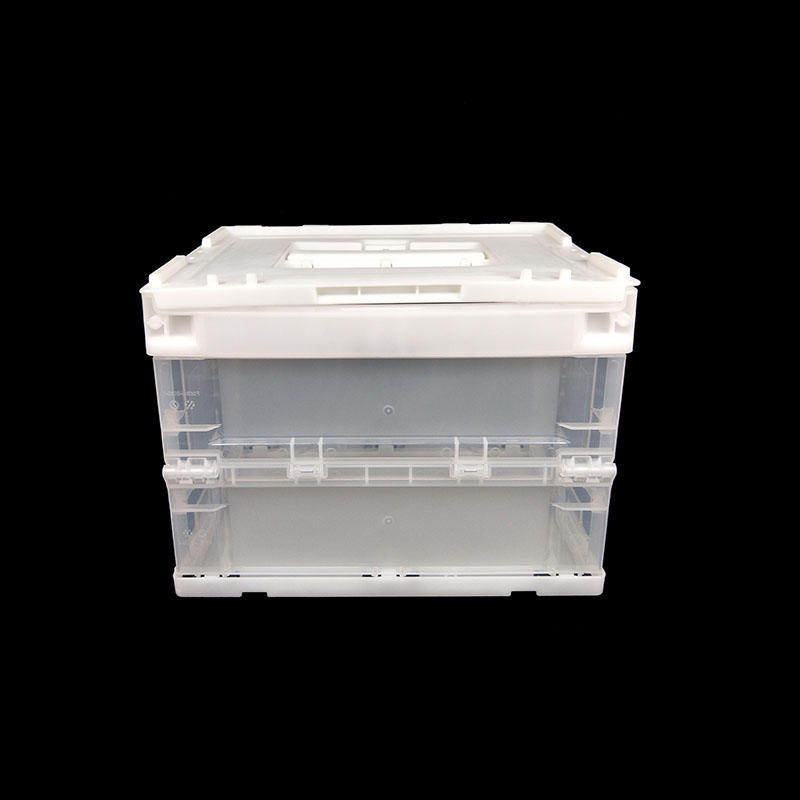Voting Box Plastic Voted Boxes Folding Election Bin With Security Seals