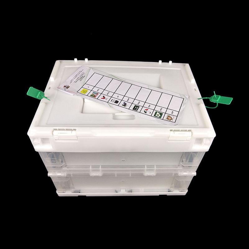 SMART DRAGON-Custom Pp Ballot Box Manufacturer, Ballot Box Niger | Plastic Ballot Box