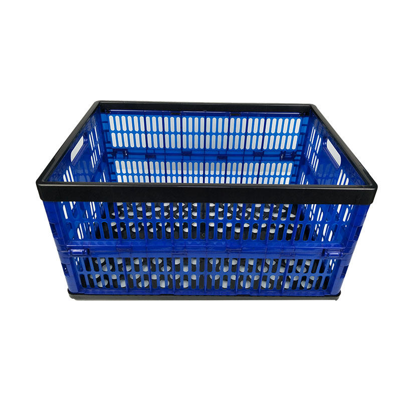 Multi-function Car Folding Fruit Baskets Household Portable Hollow Storage Box Drain Basket