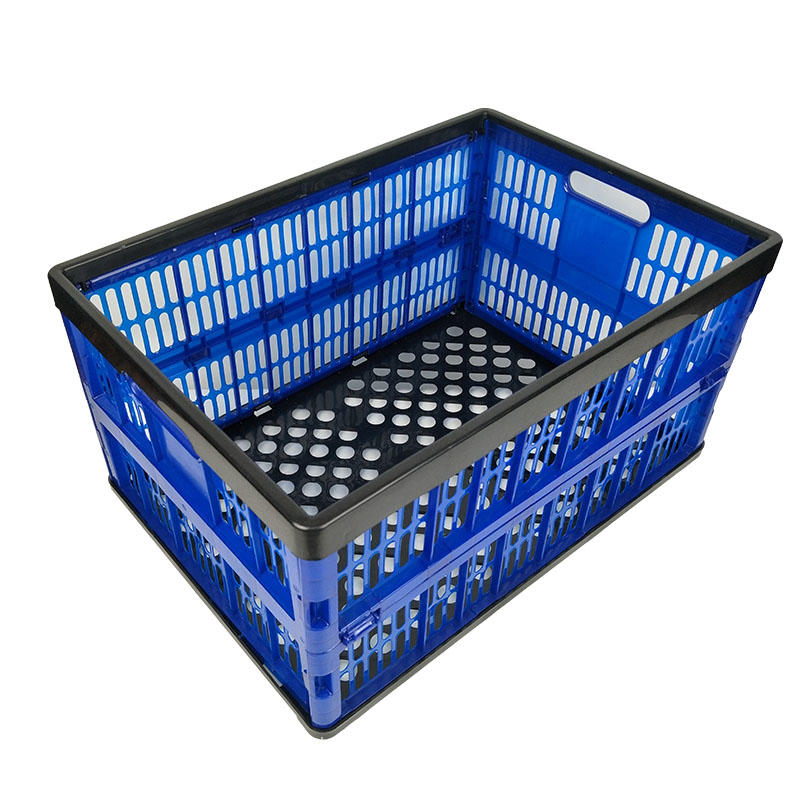 Multi-function Car Folding Fruit Baskets Household Portable Hollow Storage Box Drain Basket