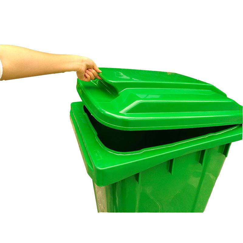 SMART DRAGON high-quality trash can ODM house