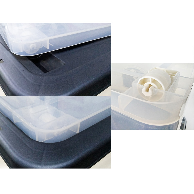 SMART DRAGON-Storage Box With Wheels Supplier, Plastic File Box | Smart Dragon-3