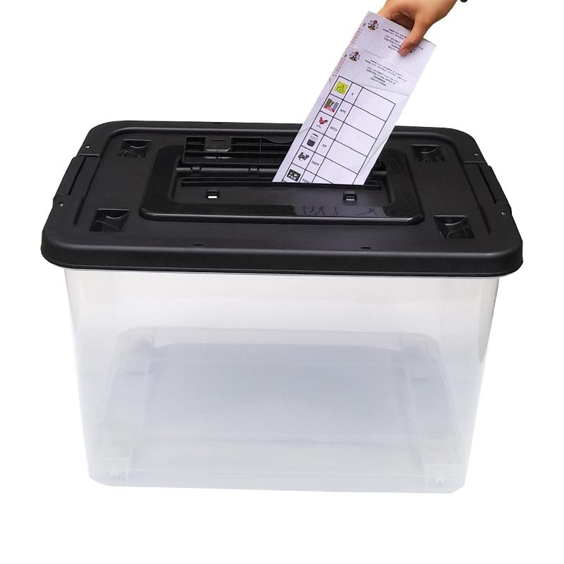 SMART DRAGON-Ballot Drop Box Supplier, Plastic Ballot Box | Smart Dragon-1