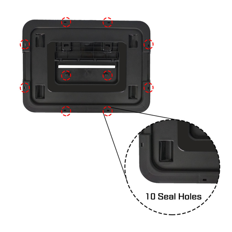 SMART DRAGON-Ballot Drop Box Supplier, Plastic Ballot Box | Smart Dragon-4