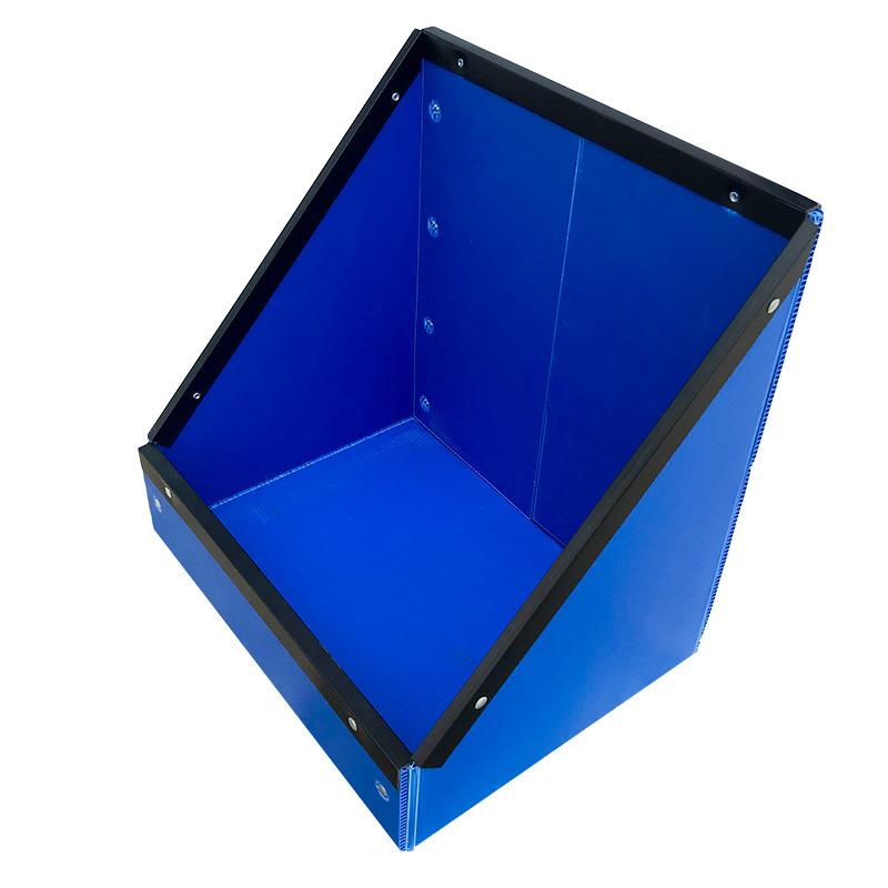 SMART DRAGON-Desk Bookcase Office Supplies Desktop Storage Box Book Information Archive-1