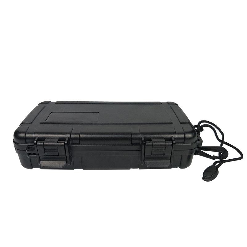 SMART DRAGON-Custom Plastic Sealed Waterproof Cigar Box Instrument Box Plastic Electronic
