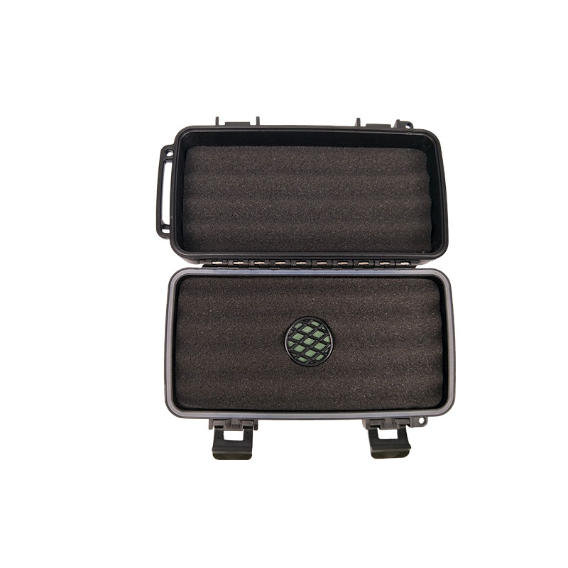 SMART DRAGON-Custom Plastic Sealed Waterproof Cigar Box Instrument Box Plastic Electronic-3