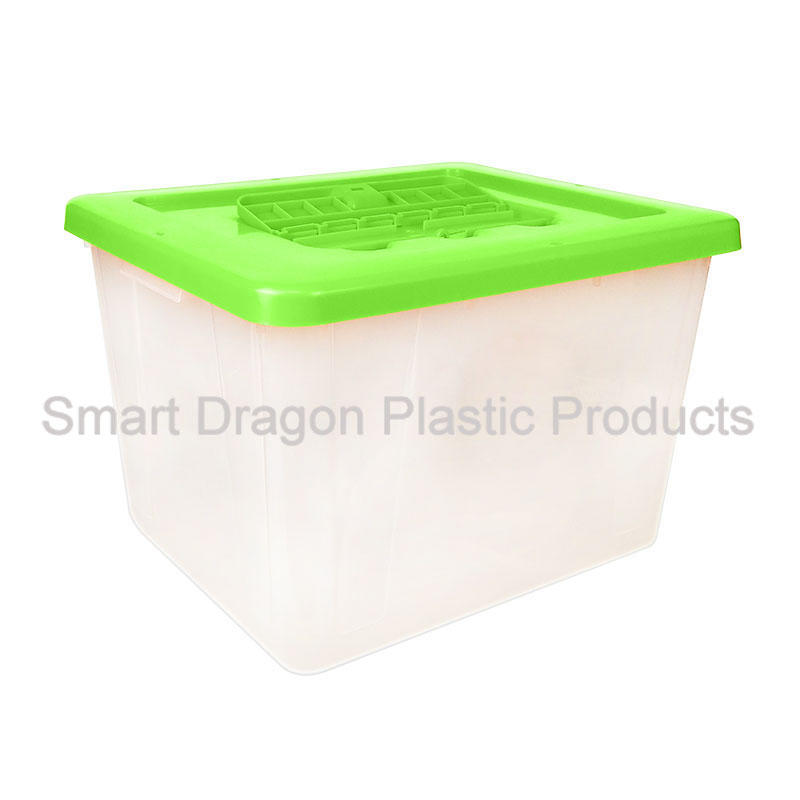 Translucent Plastic Ballot Box For Ekistan Uzbekistani Legislative Chamber Election