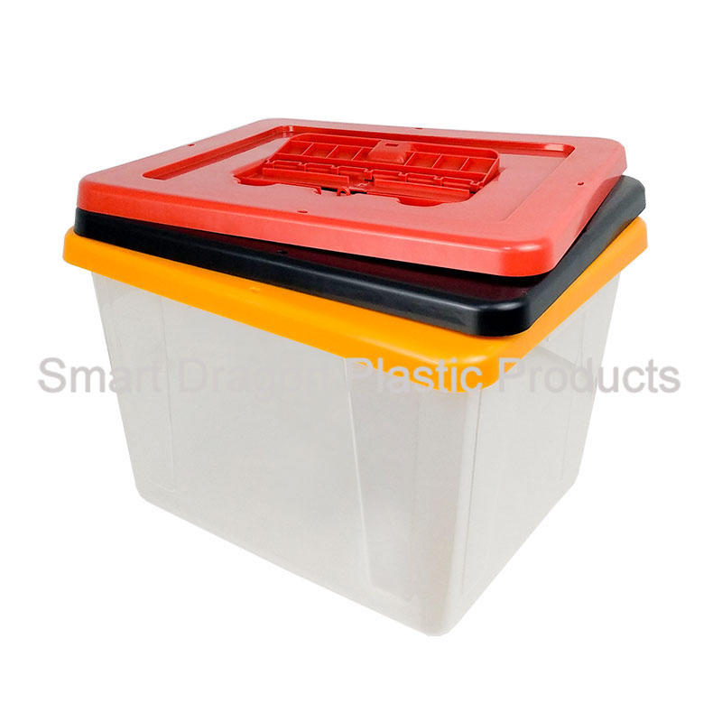 Newest Guinean National Assembly Election Ballot Box Plastic Ballot Voting Box
