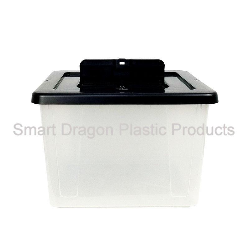 Custom Clear Transparent Plastic Burkina Faso Referendum Election Ballot Box