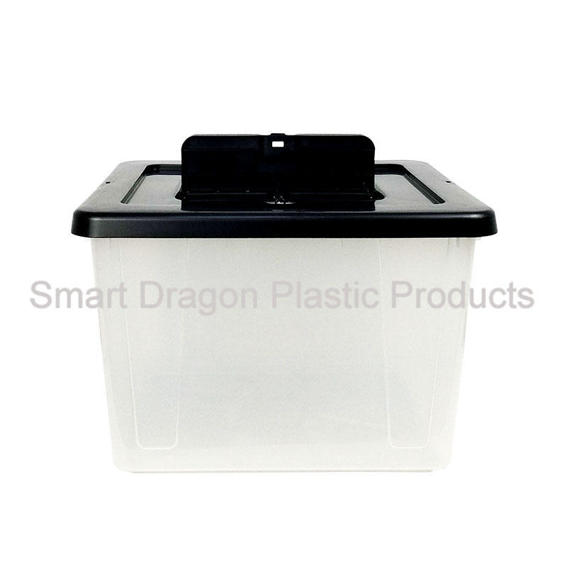 Custom Clear Transparent Plastic Burkina Faso Referendum Election Ballot Box