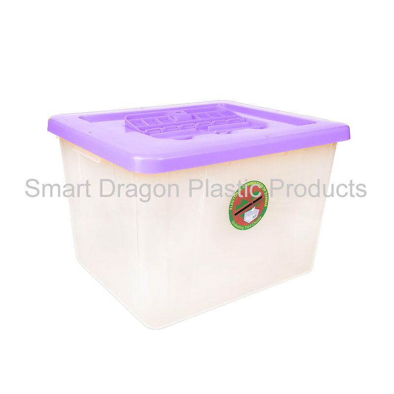 China Manufacturer Custom Design Plastic Ballot Box for Election