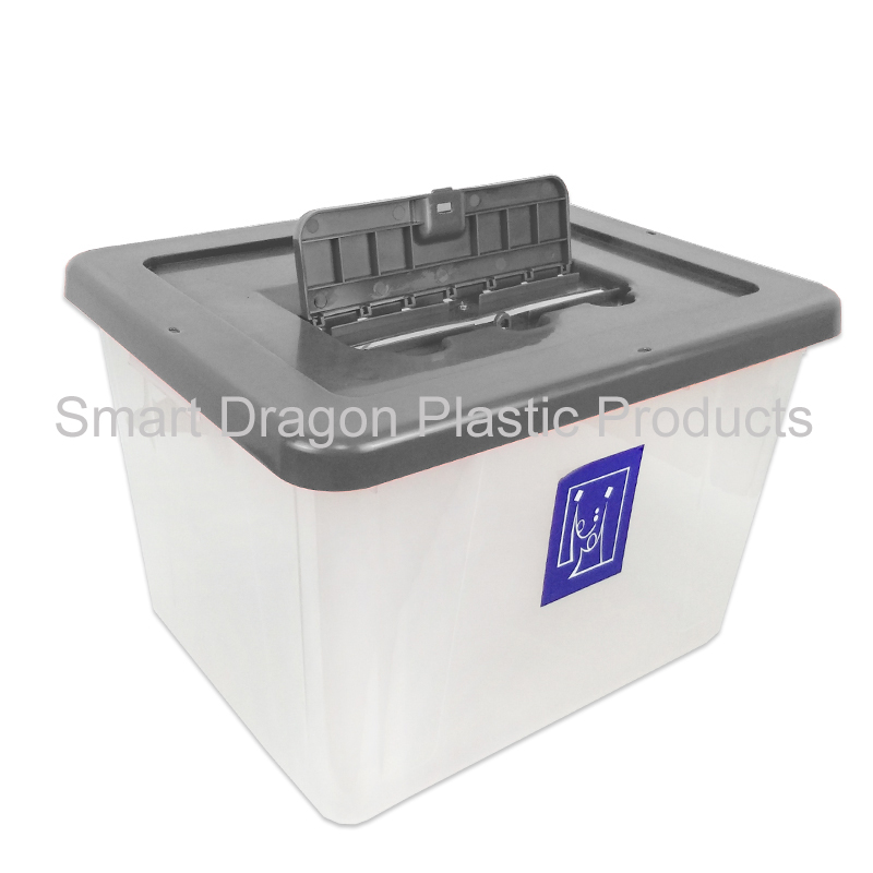product-plastic ballot box -SMART DRAGON-img