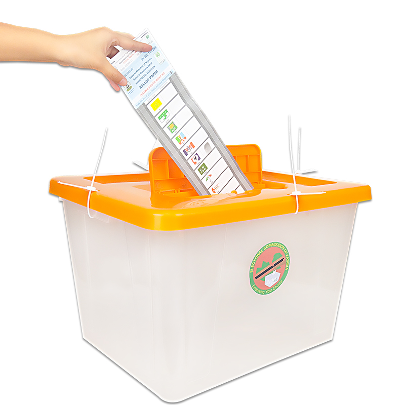 product-SMART DRAGON-Plastic Ballot Box Security Custommade Ballot Boxes for Election-img